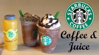getlinkyoutube.com-Starbucks Inspired Miniatures - Polymer Clay & Resin Tutorial