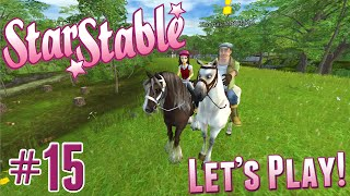 getlinkyoutube.com-Let's Play Star Stable #15 - Justin Is KIDNAPPED!