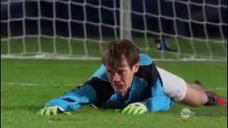 The Unluckiest Goalkeeper In The World !!!