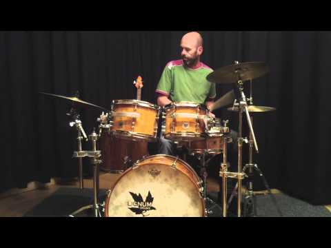 Richard Heijerman / Lignum Drums