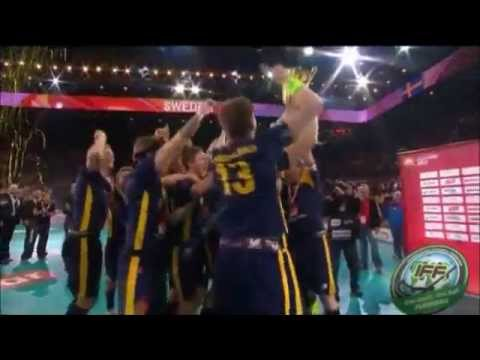 Floorball ► WFC 2012◄ Road to Glory (All Highlights)