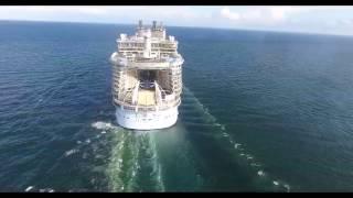 getlinkyoutube.com-Dji phantom 4 LIVE BROADCAST 10-2-16 lonnng range live cruise ship chase 🚢🚁