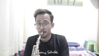 Virgoun - Surat Cinta Untuk Starla (Saxophone cover by : Christian Ama)