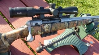 Savage 220 Stainless 20 Gauge Slug Gun