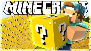 LUCKYBLOCK WALLS! w/ LDSHADOWLADY, STACYPLAYS & YAMMYXOX | LuckyBlock Modded Minigame | Minecraft