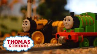 getlinkyoutube.com-Thomas & Friends: Percy's Lucky Day (REMAKE)