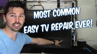 getlinkyoutube.com-WATCH THIS VIDEO BEFORE THROWING OUT YOUR BROKEN FLAT SCREEN TV!!!