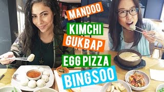 getlinkyoutube.com-Korean Food ft. Alex Reid of RaNia ♦ Tour of Gangnam