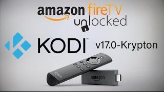 getlinkyoutube.com-How to Jailbreak Amazon FireTV Stick 2017 - Kodi Krypton 17.0