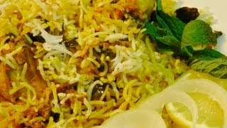 Chicken Biryani - Latest yummy version