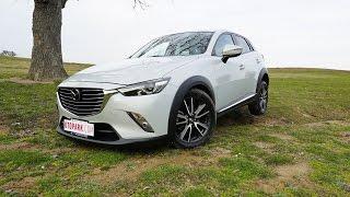 getlinkyoutube.com-TEST | Mazda CX-3