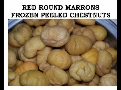 SAMRIOGLU Hazelnuts Dried fruits and Chestnuts Export.wmv