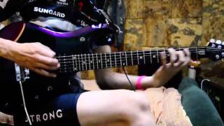 getlinkyoutube.com-Dream Theater   Lost Not Forgotten  guitar cover