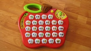 VTech Alphabet Apple Great Activity Toy