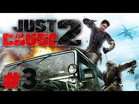 Let's Play Just Cause 2 #03 [Deutsch/Full-HD] - Fuck you Statue