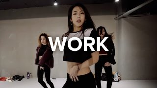 getlinkyoutube.com-Work - Rihanna ft.Drake / Mina Myoung Choreography