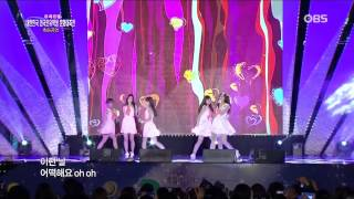 getlinkyoutube.com-130919 A Pink - NoNoNo & BUBIBU @ OBS Students Culture Festival [1080P]