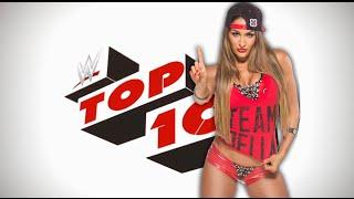 getlinkyoutube.com-WWE Top 10- Nikki Bella Moves
