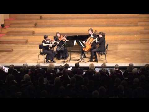 Mozart Oboe Quartet in F KV 370-Allegro-Adagio-Rondeau: Allegro
