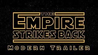 getlinkyoutube.com-Star Wars: The Empire Strikes Back - Modern Trailer