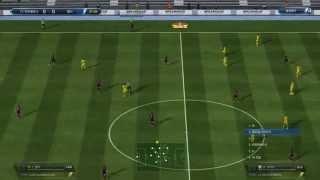 getlinkyoutube.com-[피파온라인3][전설A 유저] 바르샤 티키타카 제로톱 경기 영상  Barcelona Tiki-Taka in FIFA ONLINE3