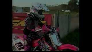 getlinkyoutube.com-Kids In Action: Motocross Racing Girl