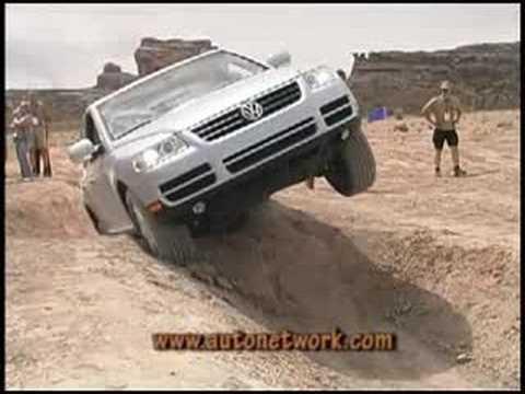 2003 Volkswagen Touareg. Volkswagen Touareg, 2003, Moab