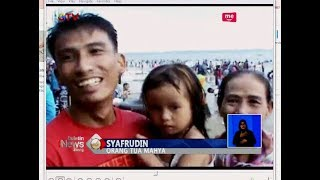 Orang Tua Lengah, 20 Anak Hilang Saat Bermain Di Pantai Carita   BIS 19/06