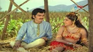 getlinkyoutube.com-Raja At Crop With Rohini - Narasimha Raju