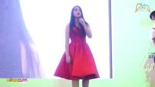 getlinkyoutube.com-Merah Putih - Cokelat (Cover) by Hanin Dhiya Ft. Follow Band @Lotte Shopping Avenue