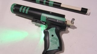 getlinkyoutube.com-[OVERVIEW] Homemade Nerf Snap Pistol