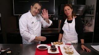 getlinkyoutube.com-Comment réussir la pâte à choux à tous les coups ? - Envie de Bien Manger