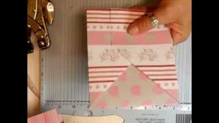 getlinkyoutube.com-12 x 12 Folded Mini Album - jennings644