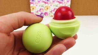 getlinkyoutube.com-EOS Lipbalm färben | Roten EOS selber machen | DIY mit EOS | super einfache Methode