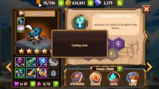 getlinkyoutube.com-Magic Rush Heroes - Baggins 5 Estrelas