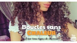 getlinkyoutube.com-✄ BOUCLES SANS CHALEUR   Pour tous types de cheveux   GisèleRodrigues