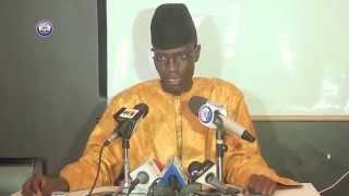 getlinkyoutube.com-Declaration de S. Modou Mbacke Sidy Abdou Lahad (23 Fev. 2015)