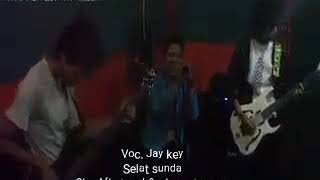 Selat sunda jay key fit aris dan nirwana band
