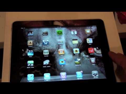 استعراض الـــ iPad - الجزء الأخير