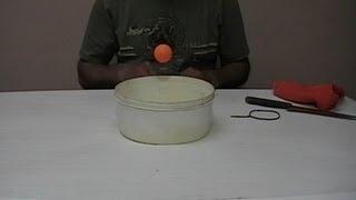 getlinkyoutube.com-LEVITRON SUPER FACIL ( no magnetico) - -Levitron super easy (not magneti