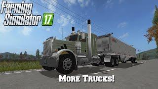 FS17 Mod Spotlight - EP. 17: More Trucks!