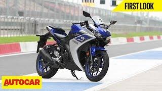 getlinkyoutube.com-Yamaha YZF-R3   First Look   Autocar India