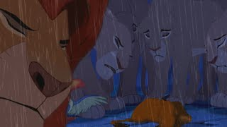 What if Simba died instead of Mufasa?? (CROSSOVER)
