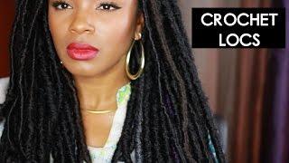 getlinkyoutube.com-BOMBA DREADLOCKS | CROCHET BRAIDS | NATURAL LOOKING