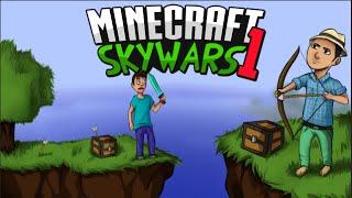 getlinkyoutube.com-Yo Solo Contra El Mundo..EPICO - Minecraft SkyWars c/ Nexxuz y Josemi