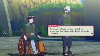 getlinkyoutube.com-Naruto Ninja Storm 4 Road to Boruto PC 60 FPS - Guy x Kakashi Old Memories Sidequest Gameplay