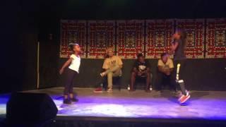 Afro Dance Battle || Angel VS Laura || Petit Afro's Students||