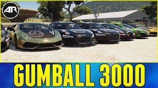 getlinkyoutube.com-Forza Horizon 2 : 2016 GUMBALL 3000!!!