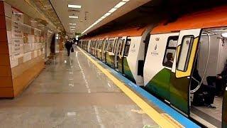 Metro İle Göztepe Taksim 18022014