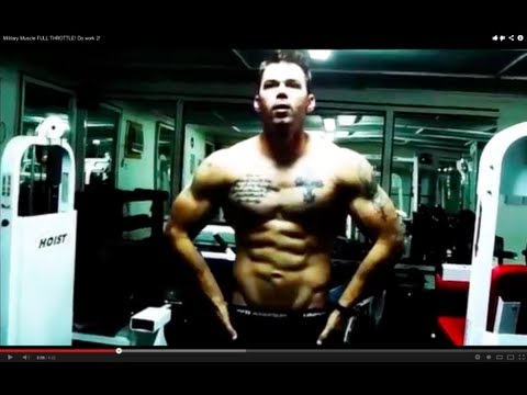 Military Muscle Motivation 1 - BATTLE TESTED